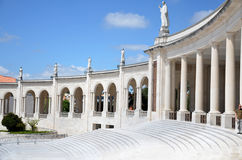 The shrine of Fatima Stock Image