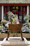 Shrine in Hanoi Royalty Free Stock Photography