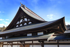 Shrine at Higashiyama Temple Area Stock Images
