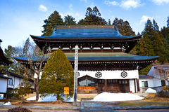Shrine at Higashiyama Temple Area Royalty Free Stock Photos
