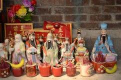 Shrine in a Hong Kong park Stock Photos