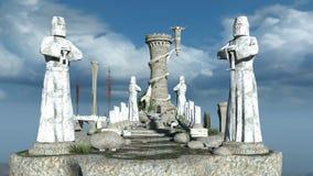 Shrine Royalty Free Stock Images
