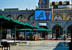 The shrine of Imam Moussa al Kadhim Royalty Free Stock Image