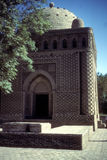 Shrine of Ismail Samani Stock Photography
