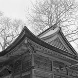 Shrine. Japanese shrine in misawa japan Stock Images