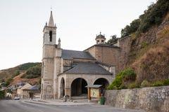 Shrine of Las Angustias in Molinaseca, Spain Royalty Free Stock Photography