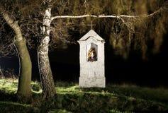 Shrine of mary Royalty Free Stock Photo