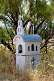 Shrine on Nature Reserve at Skala Kalloni Lesvos Greece Stock Image