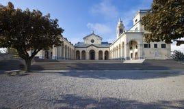 Shrine of Nostra Signora della Guardia Royalty Free Stock Photos