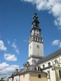 Shrine of Our Lady of Czestochowa Stock Photo