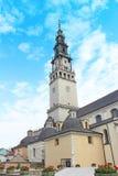 Shrine of Our Lady of Czestochowa Royalty Free Stock Image