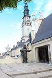 Shrine of Our Lady of Czestochowa Stock Photography