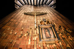 The shrine of Our Lady Stock Images