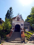 Shrine of Our Lady of Kazimierz, the Church of the Annunciation Royalty Free Stock Images