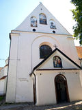Shrine of Our Lady of Kazimierz, the Church of the Annunciation Royalty Free Stock Photos