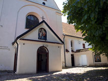 Shrine of Our Lady of Kazimierz, the Church of the Annunciation Royalty Free Stock Image