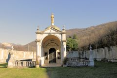 Shrine Royalty Free Stock Image
