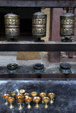 Shrine in Patan Stock Photography