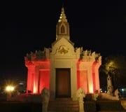Shrine Pillar in Thailand Stock Photos