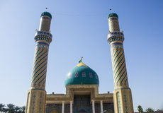 The shrine of Prophet Ayub Stock Photo