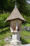 Shrine in Pusteria Stock Image