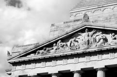 Shrine of Remembrance In Melbourne Australia Stock Photo