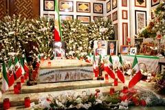 Shrine of reza shah pahlavi of Iran in egypt Royalty Free Stock Image