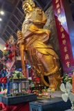 The shrine. To pay homage to the prosperity. Sacred and faithful royalty free stock photography