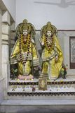Shrine of Sita and Rama Stock Photos