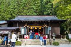 Shrine temple Royalty Free Stock Photo