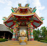 Shrine in Thailand Stock Photo