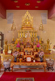 The Shrine At Wat Mongkolrata Buddhist Temple Royalty Free Stock Images