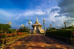 Shrine of the Yala City Pillar Royalty Free Stock Photography