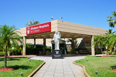 The Shriners Hospitals for Children Stock Images