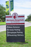 The Shriners Hospitals for Children Stock Photo
