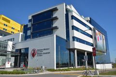 Shriners Hospitals. MONTREAL CANADA 09 14 2016: Shriners Hospitals for Children Canada, located in Montreal-Quebec, provides world-class care to children from Stock Photos