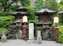 Shrines at Senso-Ji Royalty Free Stock Photos