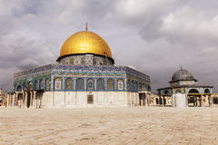 Shrines On Temple Mount Stock Photos
