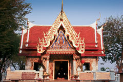 Shrines in Thailand Royalty Free Stock Images