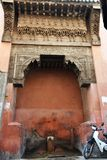 Shrob Ou Shouf fontanna obrazy royalty free