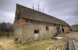 Shropshire barn Royalty Free Stock Photography