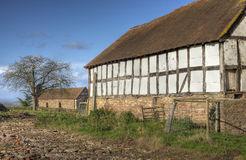 Shropshire barn Royalty Free Stock Photo