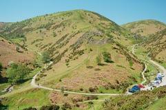 Shropshire country walks Stock Image