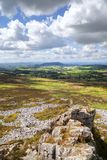 Shropshire countryside, England Stock Photography
