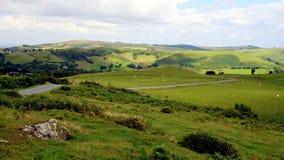 The Shropshire Hills, UK Royalty Free Stock Image
