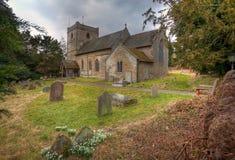 Shropshire kościół zdjęcia stock