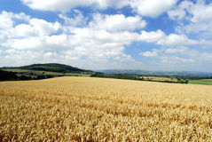 Shropshire-Landschaft Lizenzfreies Stockfoto