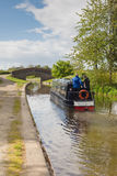 Shropshire Union Canal Royalty Free Stock Photography