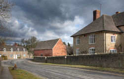Shropshire village Stock Images