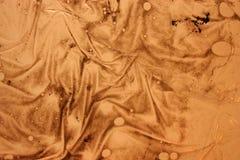 Shroud. High quality shot of handmade AQUA-graphics Royalty Free Stock Image